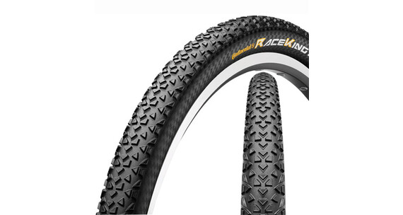 Continental Race King ProTection 26x2.2 MTB band zwart